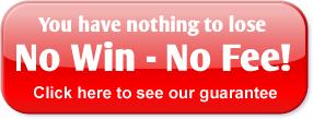 No win - no fee!
