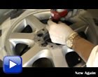 Wheel Refurbishment - Mercedes SLK