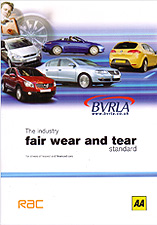 BVRLA Fair Wear & Tear Guide
