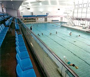 Riverside ice leisure centre - Gyms in rotherham with swimming pools ...