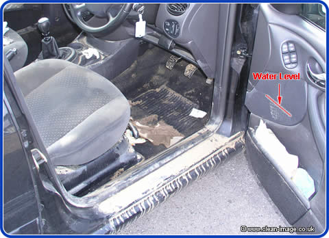 Water Damage In Car Engine Covered By Insurance